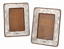Photograph frames (pair) by  A. & J. Zimmerman Ltd.