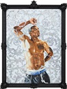 St. Sebastian II (Columbus) by Kehinde Wiley
