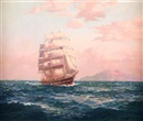 Clipper ship,