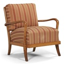 An armchair by Walter Loos