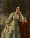 Portrait of Mrs David Jeffrey by Daniel Macnee