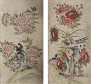 MinWha Birds and flowers by  Anonymous-Korean