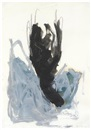 Flasche (Bird) by Georg Baselitz