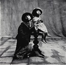 Cuzco children, Christmas, Peru by Irving Penn