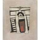 Tuscan Church Portico 2 by Ben Nicholson