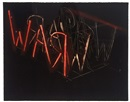 Raw-War by Bruce Nauman