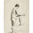 Nude Study by George Wesley Bellows