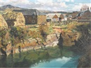 Quarry farm by James McIntosh Patrick