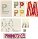 Prométhée (bk by Goethe w/19 works) by Henry Moore