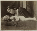 Archibald Cameron and Mary Hillier by Julia Margaret Cameron
