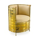 El Dorado armchair by Mats Theselius