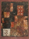 Häuser Treppe by Paul Klee