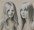 Girl Child by Richard Phillips