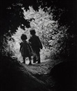 The Walk to Paradise Garden by W. Eugene Smith