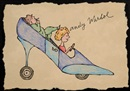 Shoe Car by Andy Warhol