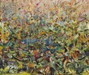 Divine Wind by Ali Banisadr