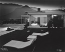 Kaufman House, Richard Neutra, Palm Springs, California by Julius Shulman
