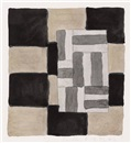 Ohne Titel (8.15.92 #2) by Sean Scully