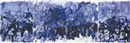 The Lake (in 4 parts) by Joan Mitchell