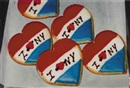 I love New York Cookies, New York by Martin Parr