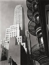 Murray Hill Hotel, 112 Park Avenue, New York by Berenice Abbott