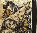 Odin and the World-ash (+ another, verso) by Anselm Kiefer