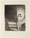 Puberty (Pubertet/Pubertät) by Edvard Munch