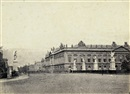 View of the Zeughaus seen from the Berliner Schloß (+ 2 others; 3 works) by Leopold Ahrendts