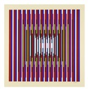 Vibrations by Yaacov Agam