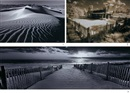 Morning Calm, Breathless, No man's hut (3 works) by Peter Lik