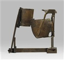 Table Bronze Jamaica by Anthony Caro
