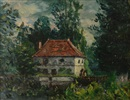 Le moulin by Maxime Maufra