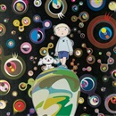 Jellyfish eyes - max & shimon in the strange forest by Takashi Murakami