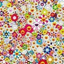 Flower in Heaven by Takashi Murakami