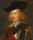 Portrait of Ferdinand, Cardinal Infante of Spain (1609-1641) by Sir Peter Paul Rubens