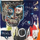 Untitled (Pecho/Oreja) by Jean-Michel Basquiat