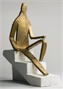 Maquette for 5 foot 8 inch Figure by Bruce Nauman