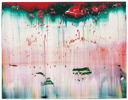 Fuji 839-16 by Gerhard Richter