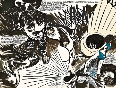 Some have retained by Raymond Pettibon
