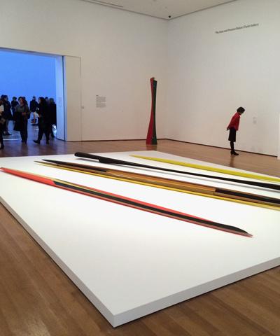 installation view, Isa Genzken: Retrospective by Isa Genzken