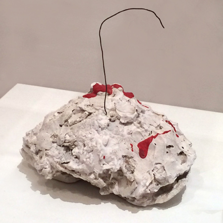 Mein Gehirn (My Brain) by Isa Genzken
