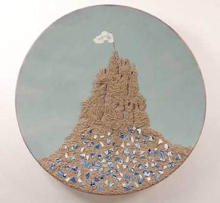 Sand Castle by Adriana Varejao