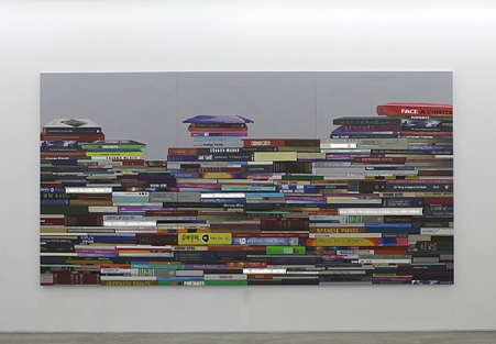 Airan Kang, Pile of Books