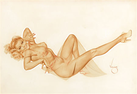 Varga Girl by Alberto Vargas
