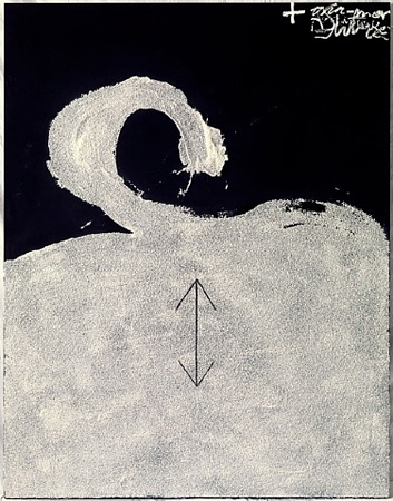 Ona-mar by Antoni Tapies