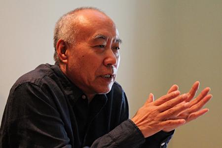 Artist Li Shan