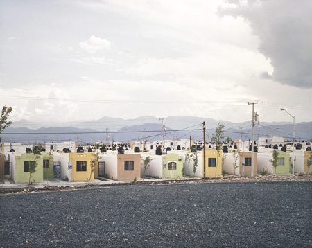 Fragmented Cities, Juarez #2 by Alejandro Cartagena