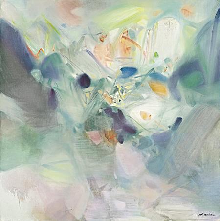 Songe de l'aube by Chu Teh-Chun
