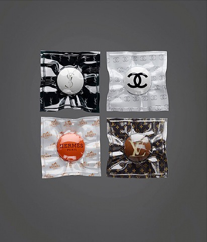 Designer Drugs Single Packs by Desire Obtain Cherish