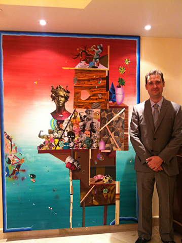 Enrique Liberman, President and Member of the Board of Directors, The Art Fund Association, LLC.